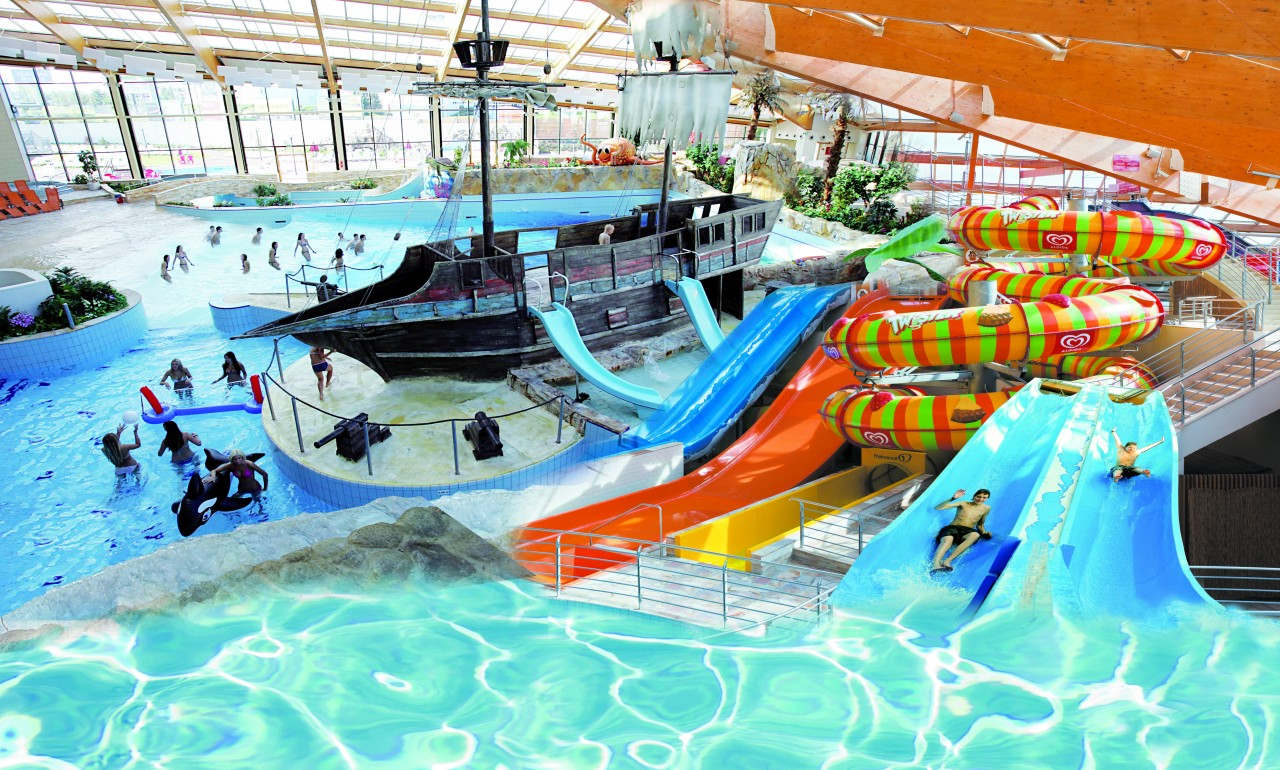 Aquapark prague for Aqua piscine otterburn park