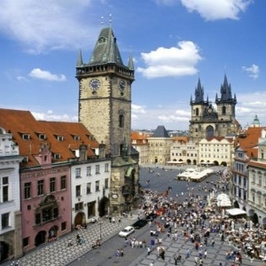 Tours in Prague